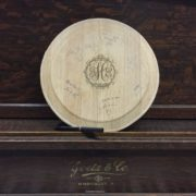 Barrel Head Guest Book