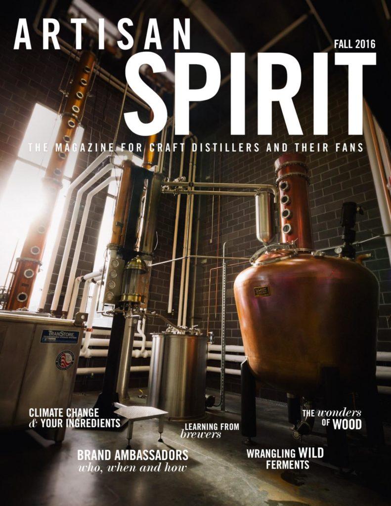 craft distilling
