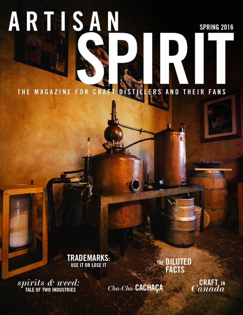 craft distilling.